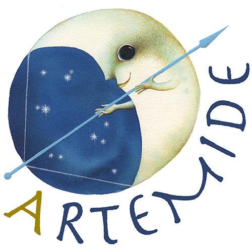 Artemide logo, cliente: La Betulla, Reggio Emilia