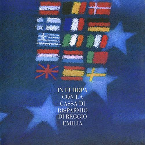 illustrazione di copertina per brochure, cliente: Cassa di Risparmio, Reggio Emilia