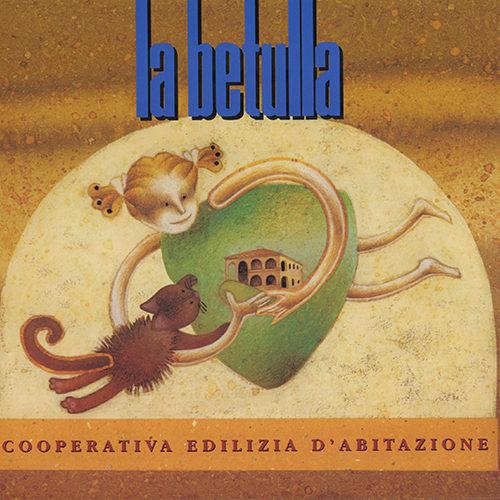 illustrazione per dépliant, cliente: La Betulla, Reggio Emilia