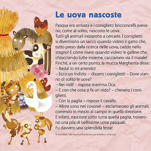 Le uova nascoste - Maggiolino - classe2 - Gruppo Editoriale Raffaello