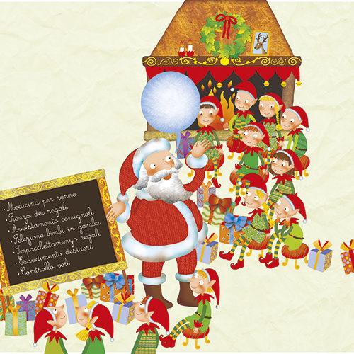 Babbo Natale - Maggiolino - classe3 - Gruppo Editoriale Raffaello