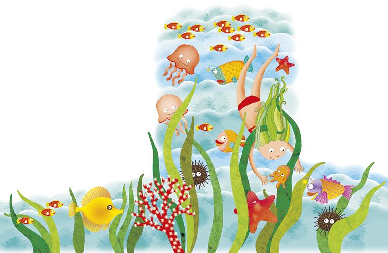 La bambina dai capelli verdi - Maggiolino - classe3 - Gruppo Editoriale Raffaello