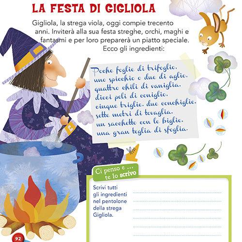 La festa di Gigliola - Erbavoglio - classe1 - edizioni Cetem