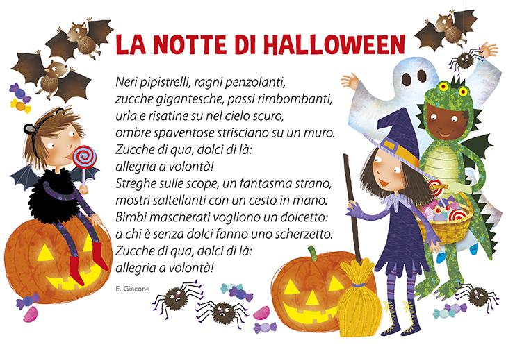 La notte di Halloween - Prima fila - classe2 - Gruppo Editoriale Raffaello