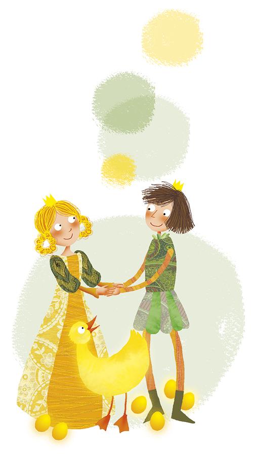 L'oca dalle piume d'oro - Giorni di scuola- classe1 - Gruppo Editoriale Raffaello